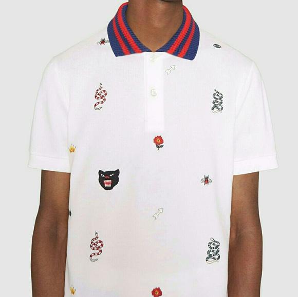 85af3279a gucci t shirts men spring summer 2019 Source · Gucci Shirts Men Shirt  Poshmark